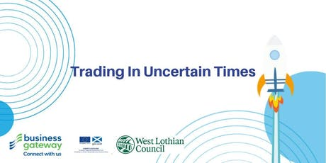 Trading In Uncertain Times tickets