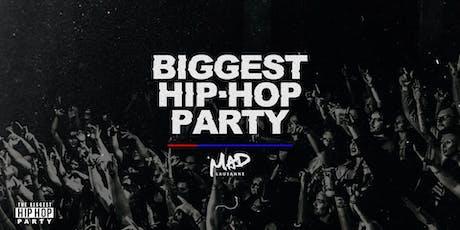 BIGGEST HIP-HOP PARTY billets