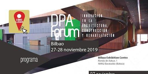 DPAFORUM BILBAO: Foro de Innovación en la arquitectura y la construcción