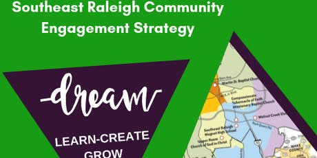 SE Raleigh Community Engagement Strategy Sessions Part 2 tickets