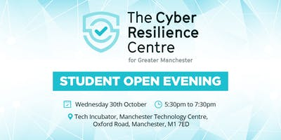 Cyber Resilience Centre - Student Open Evening