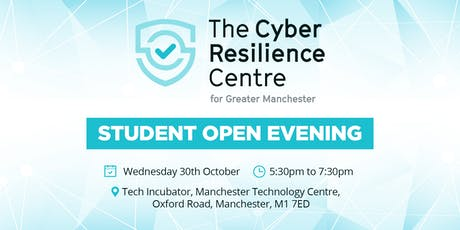 Cyber Resilience Centre - Student Open Evening tickets