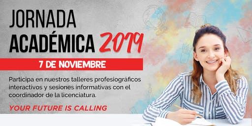 Jueves 7 de noviembre:  Jornada Académica Incarnate Word