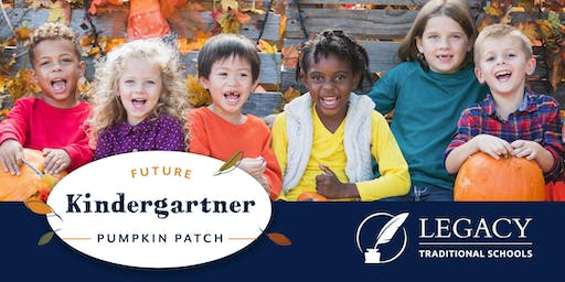 Future Kindergartner Pumpkin Patch (Gilbert)