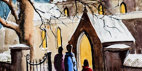 Winter Wonderland in Watercolours Day Workshop tickets