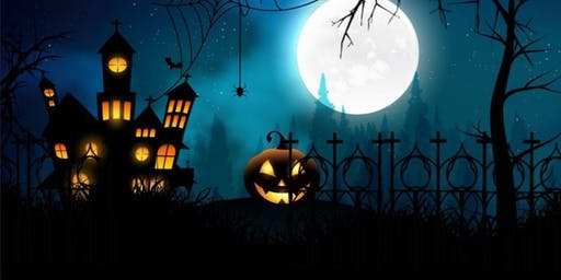 Bishops Cleeve Library - Halloween Creative Writing Workshop