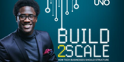 Build2Scale with Michael Ebia: How Tech Businesses Should Structure