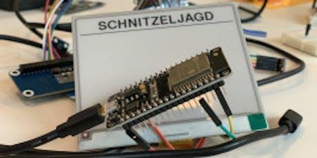 Wifi-Mesh-Schnitzeljagd (CodeWeek 2019) Tickets