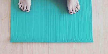 Ingresso gratuito per la lezione di Ashtanga Yoga biglietti