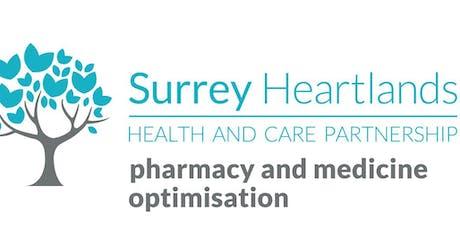 Surrey Heartlands Health & Care Partnership OD session tickets