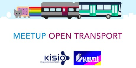 Meetup Open transport Paris billets