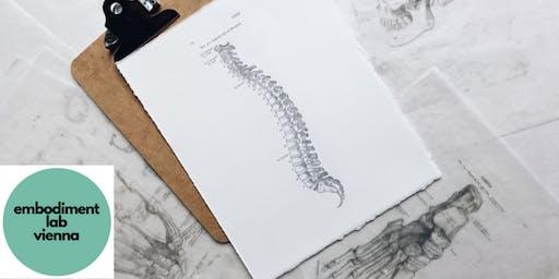 November Embodiment Lab: Embodied Anatomy #3 - mit Sara Canini