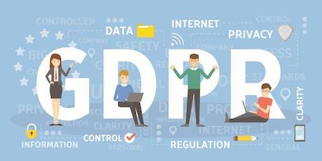 Il GDPR per aziende e professionisti biglietti