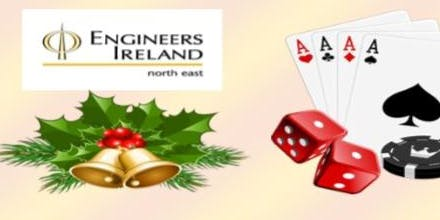 Engineers Ireland NE Region Casino Night