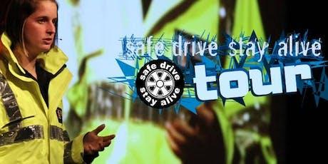 QMC Safe Driving tickets