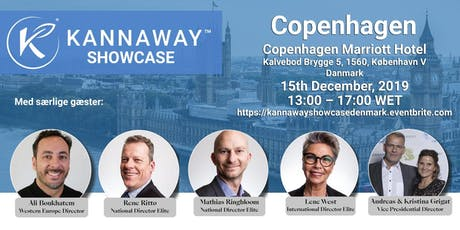 Kannaway Showcase Copenhagen tickets