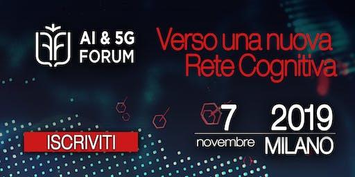 AI & 5G Forum