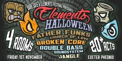 Bare Safe & Elements Halloween
