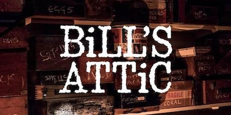 Bill's Attic - Celebration & Fundraiser tickets