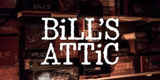 Bill's Attic - Celebration & Fundraiser