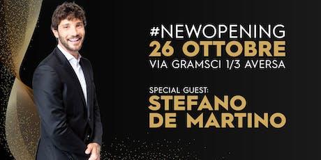 Evento di apertura - Mazzella Store biglietti