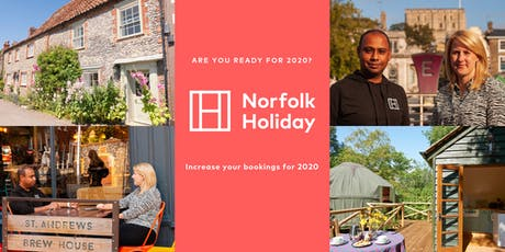 Increase Your Online Bookings with Norfolk Holiday tickets