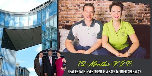 12 Months V.I.P. - Valued Advanced Investors Program