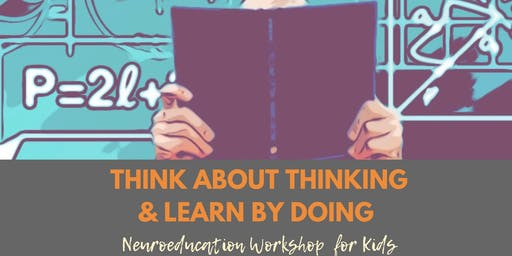 Neuroeducation for kids - an UPgrade workshop