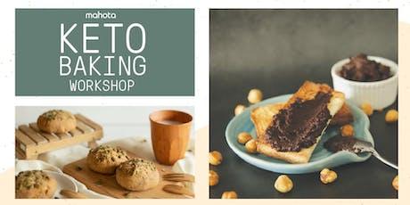 Keto Baking Workshop tickets