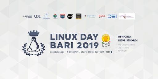 Linux Day Bari 2019