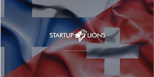 Suomalainen Start Up Lions -ilta Zürichissä