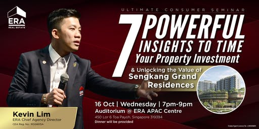 [UCS] 7 Powerful Insights to Time Your Property Investment