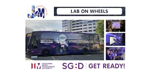 JAMFest 2019: IMDA Lab on Wheels