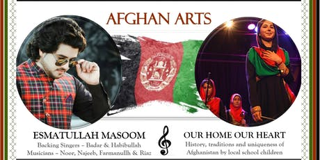 Afghan Culture Show tickets