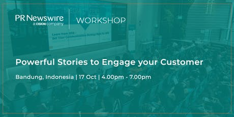 PR Newswire Workshop - Powerful Stories to Engage your Customer tickets