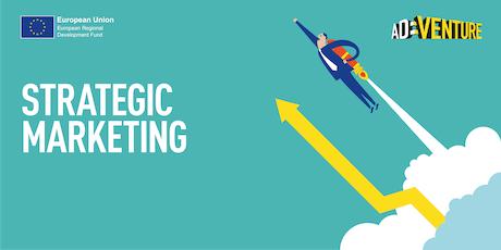 Adventure Business Workshop in Huddersfield - Strategic Marketing tickets