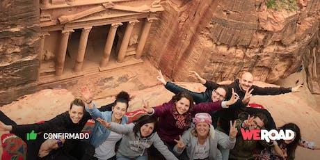 Jordania 360° entradas