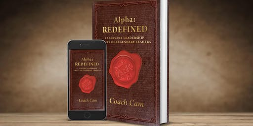 Alpha:Redefined Book Launch Event