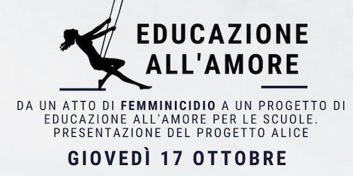 Educazione all'Amore | Progetto Alice