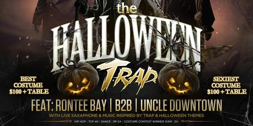 The Halloween Trap - a Costume Party