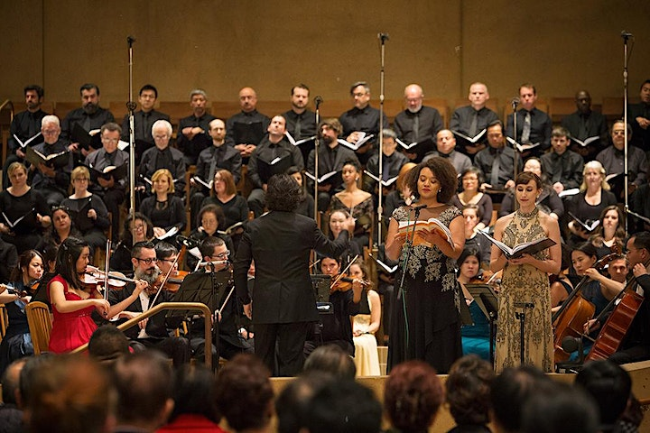 Handel's Messiah at The Cathedral of Our Lady of The Angels image