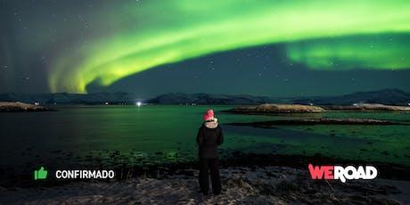 Islandia: a la caza de la aurora boreal entradas