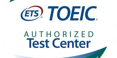 Examen TOEIC + 90h de préparation @-learning  billets