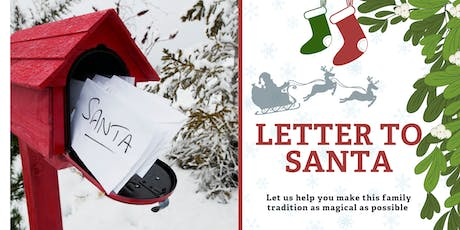 Letter To Santa tickets