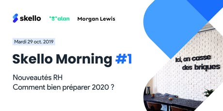 Nouveautés RH dans votre établissement : Comment bien préparer 2020 ? billets