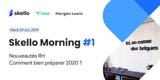 Nouveautés RH dans votre établissement : Comment bien préparer 2020 ?