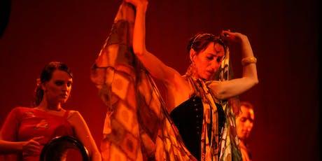 Clase de flamenco gratis entradas