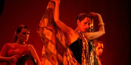 Clase de flamenco gratis