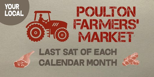Poulton-le-Fylde Farmers' Market