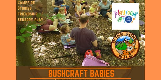Bushcraft Babies Parent and Toddler Group